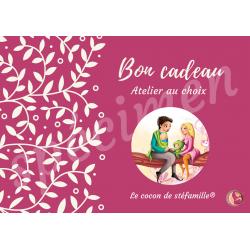 copy of bon cadeau atelier...