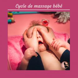 Massage bébé collectif