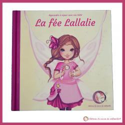 """Livre de bébé signe """"La fée..."""