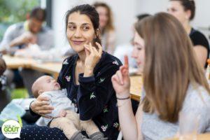 le cocon de stéfamille; langue des signes pour bébé