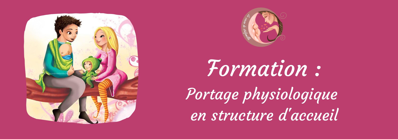 formation portage physiologique