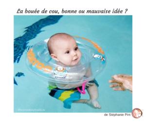 bouée de cou, baby spa, baby spa Bruxelles, baby spa ganhoren, baby spa Wemmel, danger bouée de cou