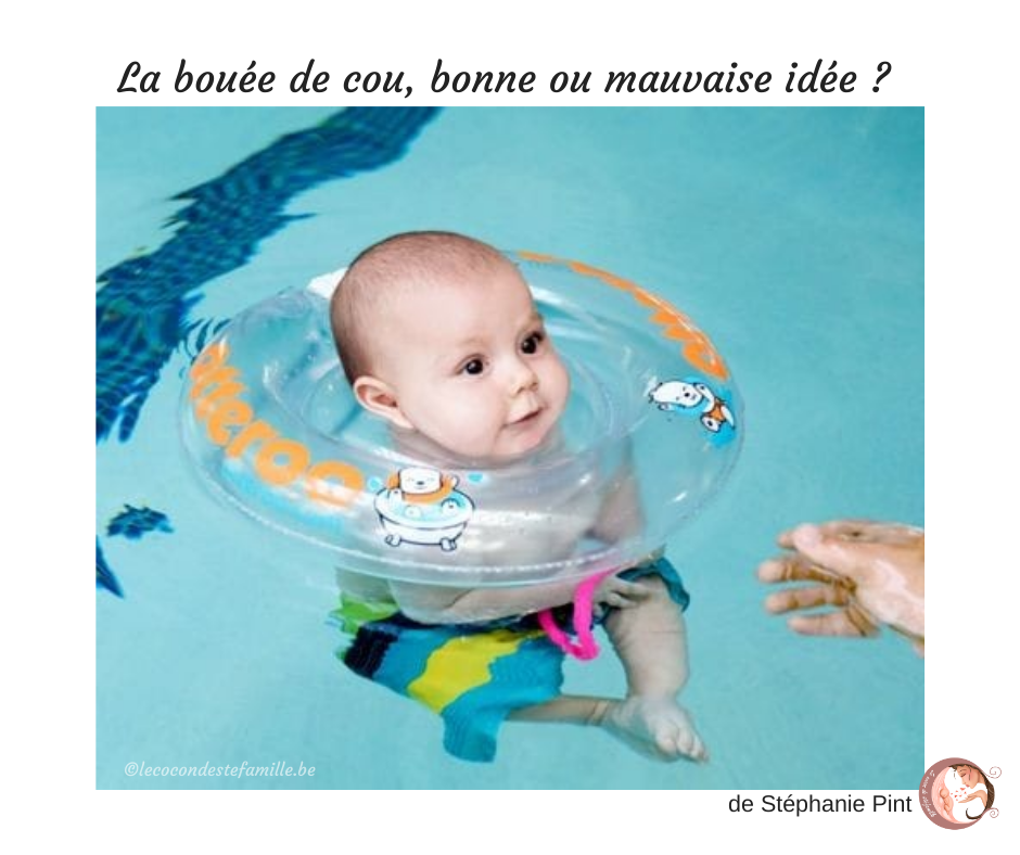 bouée de cou, baby spa, baby spa ganshoren, baby spa wemmel, baby spa bruxelles, danger baby spa